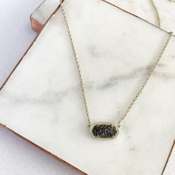 Kendra Scott | Elisa Gold Pendant Necklace